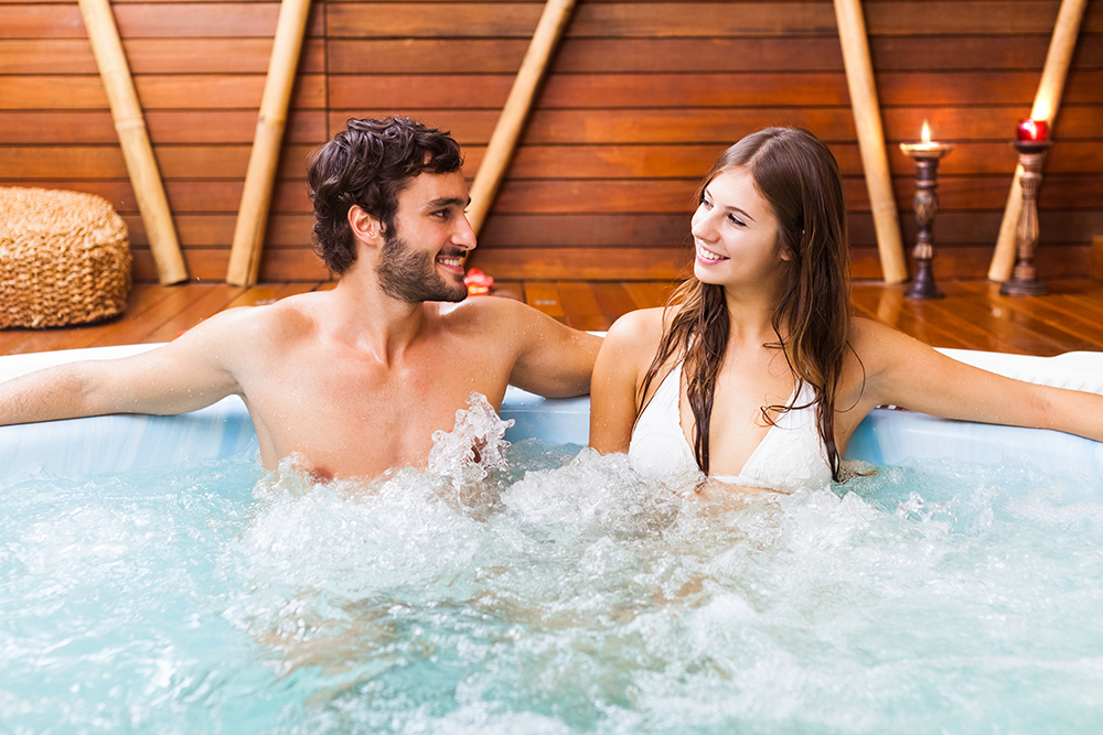 Afternoon Delight- your whirlpool tub or spa…