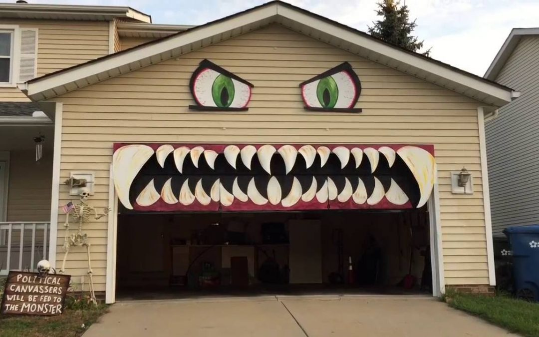 garage door jaws