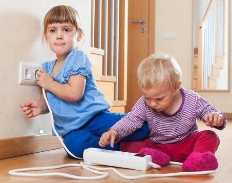 children an electricity